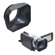 Parasoleil Pare-Soleil pour Objectif 58mm Digital Caméra Vidéo Standard DV