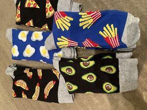 Fun Novalty Socks - 5 Pairs