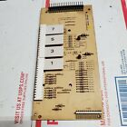 Rowe AMI PRICING BOARD 6-08878-01 untested