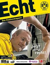 Programmheft # 143 - BVB 09 / Bayer 04 Leverkusen 21.04.2018 - Gameday Magazine
