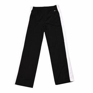 HUGO BOSS Sweatpants Black & White Stripe Leg Size Large MA 265