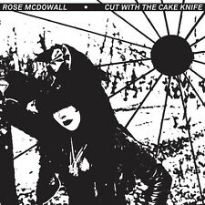 Cut With The Cake Knife - Rose Mcdowall (2015, Vinyl NEUF)
