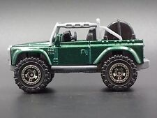 LAND ROVER SVX OFF-ROAD RARE 1:64 COLLECTIBLE DIORAMA DIECAST MODEL CAR SUV