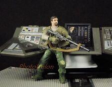 "Hasbro Star Wars 3.75"" Figure 1:18 Endor Rebel Soldier Trooper ROTJ 2002 S281"