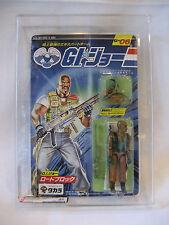 AFA 85 Hasbro GI Joe ROADBLOCK Takara MOC action figure 1986 Japanese G.I. Joe !