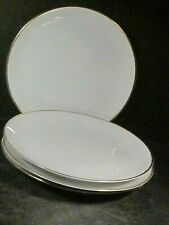 Rosenthal Germany Loewy Continental China Rhythm SET 4 SALAD PLATES 7 1/2""