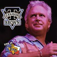 T. Graham Brown - Live at Billy Bob's [New CD]