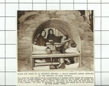 New listing1940 Ww2 London Blitz Met Policeman'S Design Anderson Shelter For 7 Air Raids