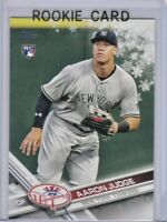 2017 Topps Holiday AARON JUDGE Rookie #HMW99 New York Yankees RC