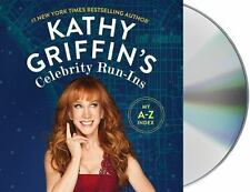 Kathy Griffin's Celebrity Run-Ins : My A-Z Index CD Audiobook  7 discs