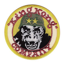 King Kong Company Taxi Driver Ape Movie Replica Prop We People Costume Patch