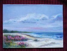 Beach Seascape Landscape Original Oil Paintings by Artist G.Brannigan