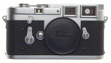 DOUBLE STROKE LEICA M3 VINTAGE LEITZ 35mm RANGE FINDER CAMERA BODY ORIGINAL SEAL