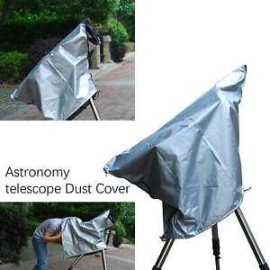 Astronomy telescope Dust Cover Rain Sunproof Hood Bag Three size for Choice