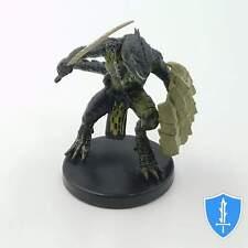 Lizardfolk Mireborn - Maze of Death #21 Pathfinder Battles D&D Miniature