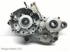 01#1 2001 Yamaha YZ125 YZ 125 Engine LEFT LH Crank Case Bottom End Tranny