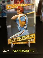 2021 Topps Opening Day #LOB-24 - Mike Schmidt - Phillies - Legends of Baseball
