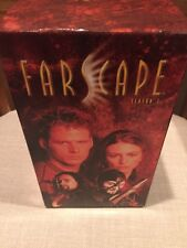 FARSCAPE:COMPLETE SEASON 2: (2003,DVD Boxed Set) Refurbished/Resealed/LN!