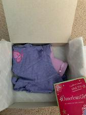 American Girl Butterfly Twist Dress Set - New in Box