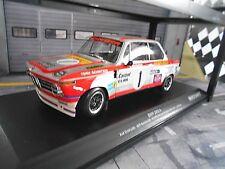 BMW 2002 TI LERU Racing #1 manhalter 1000 HM Österreichring 1974 Minichamps 1:18