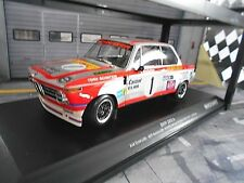 BMW 2002 ti LERU RACING #1 manhalter 1000km Austria Anello 1974 Minichamps 1:18