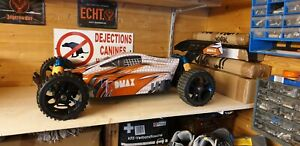 Carson dirt attack, Brushless, 8 S, kein FG, Losi
