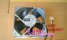 ORIX F0345-B18 Aluminum frame cooling fan DC24V 1.5A 180X180X65MM 4wire MH52 QL