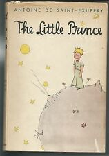 Antoine de Saint-Exupery.  The Little Prince.  1/1, 1944, H/B in original dw.
