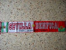 sciarpa SEVILLA - BENFICA final europa league 2014 football club scarf