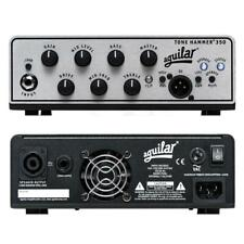 Aguilar Tone Hammer 350 Super Light Bass Amplifier Head 350 Watts