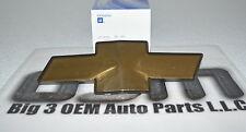 88-93 Chevrolet C/K Series Suburban Front Grille Gold Bowtie Emblem new OEM
