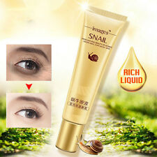 Hot Snail Eye Essence Dark Circle Anti Wrinkle Gel Shrink Pores Whitening Pop