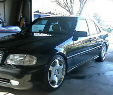 SET OF CLEAR INDICATORS FOR THE MERCEDES C CLASS W202 SALOON & ESTATE V2