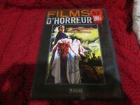 """DVD """"LE CAUCHEMAR DE DRACULA"""" Coll° HORREUR N°57 / Peter CUSHING Christopher LEE"""
