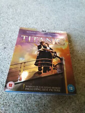 TITANIC Collector's Edition 3D Blu Ray UK Release NEW & SEALED