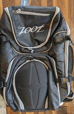 Zoot Ultra 2.0 Triathlon Backpack (Black/Silver)