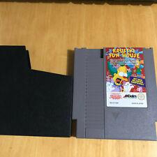 Nintendo NES Game - The Simpsons Krusty's Fun House NES-KF-NOE PAL B