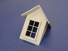 A  Dollhouse Miniature 1:12 Scale Roof Dormer
