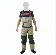 Fly Fishing Stockingfoot Affordable Chest Waders Breathable Stocking Foot Wader S