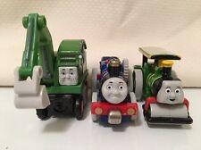 Thomas Diecast Train Take Along Play George Steamroller Alfie Excavater Fergus