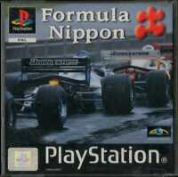 FORMULA NIPPON playstation originale ITALIANO PS1 pal u-1 PSx psone play1
