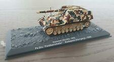 """MILITARY MODEL 1:72 Hummel Pz.Div. """"Feldherrnhalle""""  Budapest 1945"""