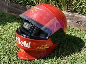 1994 WINFIELD Red Cigarette Racing DISPLAYHelmet RARE V8 SUPERCARS