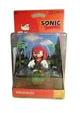 Sonic The Hedgehog - Knuckles - Totaku Collection Figure No. 20 - Brand New