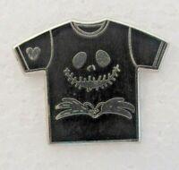 Disney Nightmare Before Christmas Shirt Collection Jack Skellington Trading Pin