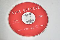 SIDE EFFECTS- 2013 -DVD-*DISC ONLY*