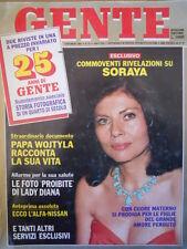 GENTE n°49 1982 Numero Speciale Stefania di Monaco Ornella Muti  [G685A]