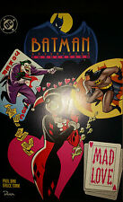 BATMAN ADVENTURES SONDERBAND # 1 - MAD LOVE - HARLEY - QUINN - DINO VERLAG 1997