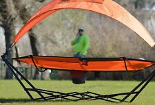 Camping Hammock With Cooling Bag And Canopy