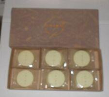 Vintage Rare Tribu for Women Benetton Fragrant Bath Tablets 10pcs HTF